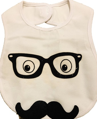 Picture of 2 pcs Baby Bibs