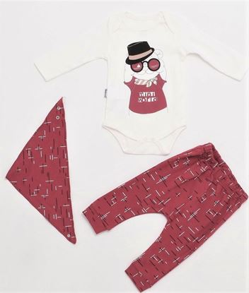 Picture of Miniworld 3pcs Baby Set