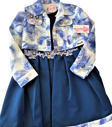 Picture of Pamina Kids coat Suit