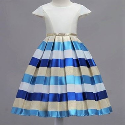 Picture of Beautiful and Colorful Dress