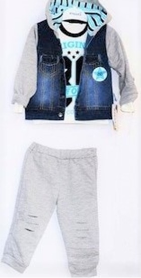Picture of Boys Suit 3 Pieces