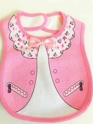 Picture of 2Pcs Baby Bibs