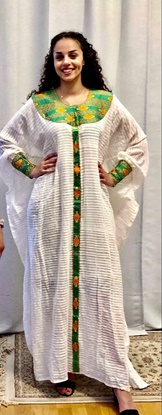 Picture of Modern handwoven Dress