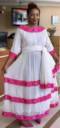 Picture of Ethiopian Traditional Clothes